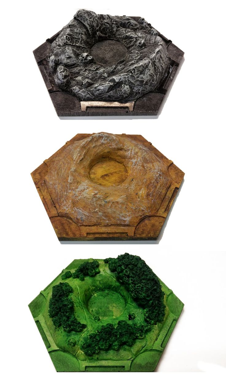 3D Settlers of Catan resource tiles by SouthPawEngraving on Etsy