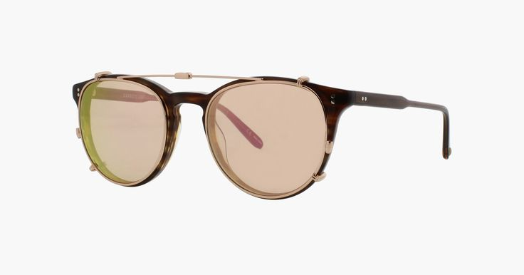 Lunettes de soleil Banana Republic Jaxon With Clip On Tortoise /22/. eeU2Di