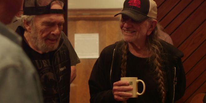 Song of the Weekend: Willie Nelson, Merle Haggard - It's All Going to Pot - GeekSnack