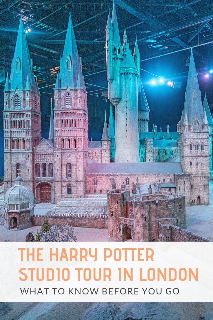 The Harry Potter Studio Tour In London Everything You Need To Know Harry Potter Studio Tour Harry Potter Studios London Harry Potter London