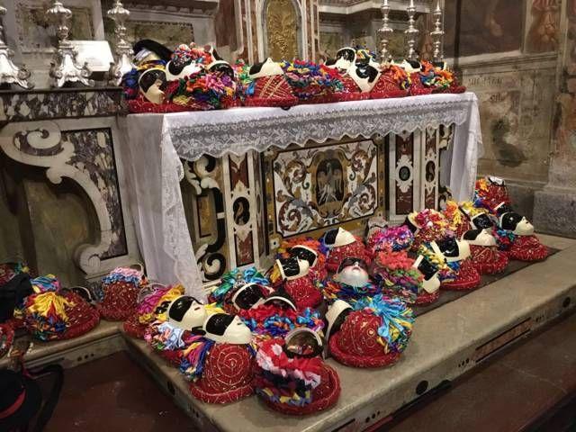 Bagolino: messa prima in parrocchiale