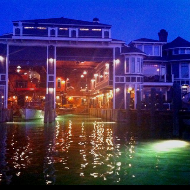 Lake House Love In Michigan: Charlevoix Round Lake Boat House