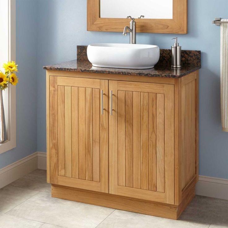 Best 25 36 bathroom vanity ideas on pinterest 36 inch - 19 inch deep bathroom vanity top ...