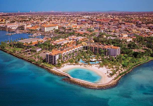 Renaissance Aruba Hotel Ocean Suites