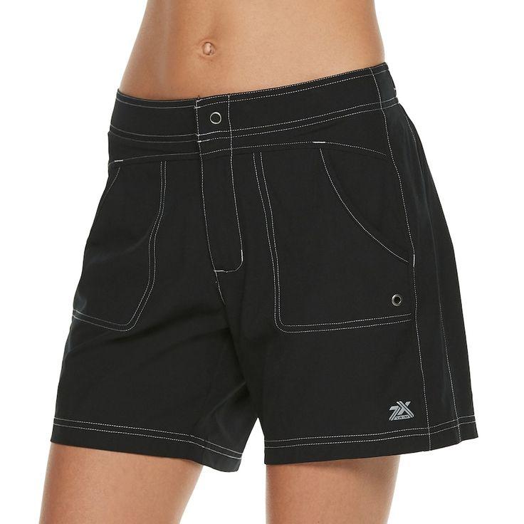Women S Zeroxposur Hybrid Board Swim Shorts Size Xs 6