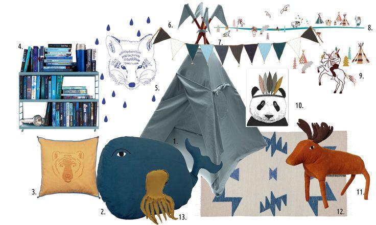 Design board by mukaki for ladnebebe.pl