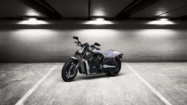 Harley Davidson V-rod Night Rod Special 2013 Tantra Edition