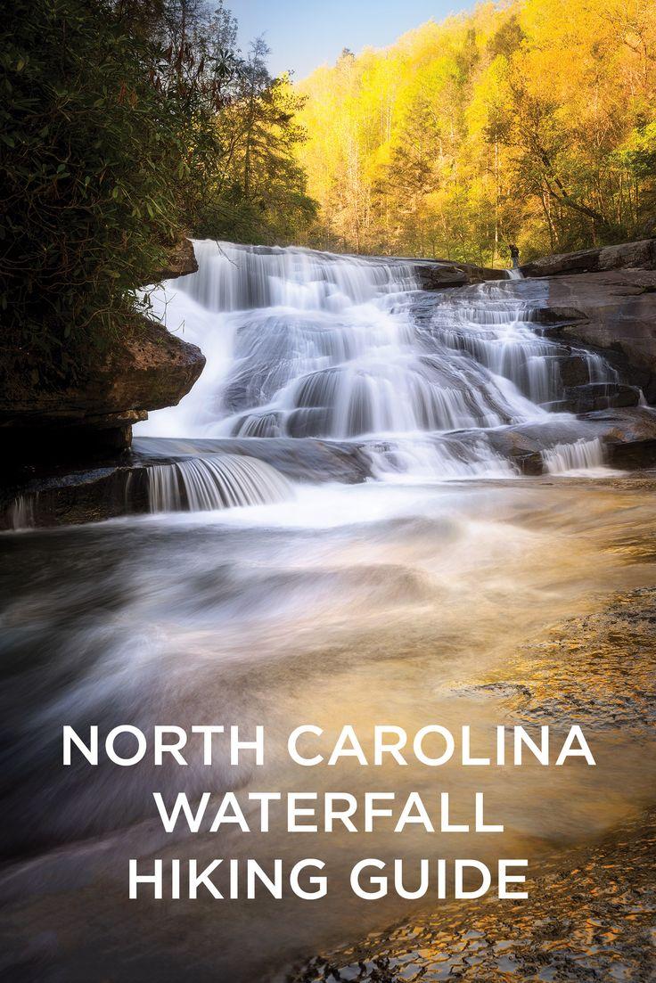 Plan your visit to North Carolina's Land of Waterfalls