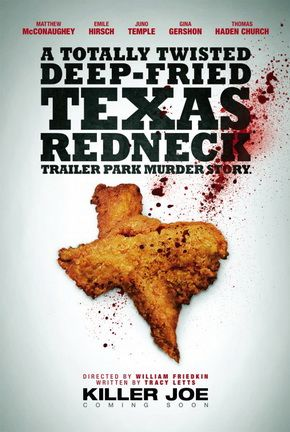 Reviews For The Easily Distracted: Killer Joe