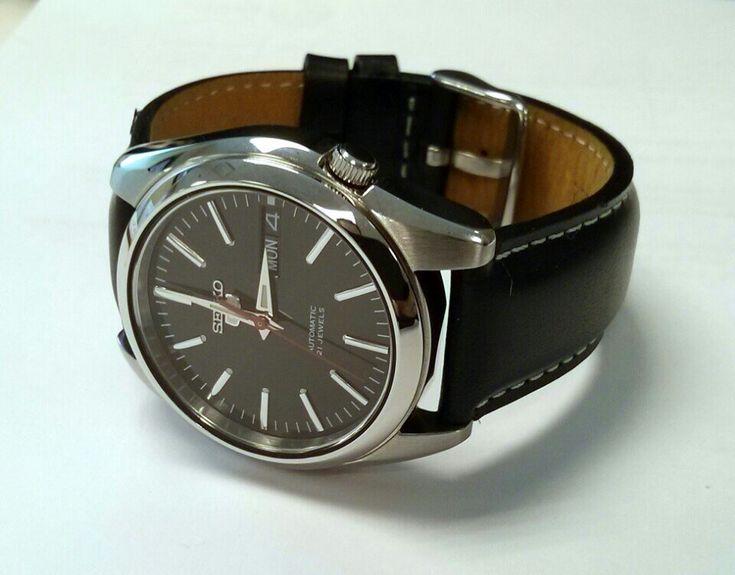 Mens Seiko Chronograph Watch Images Cartier Santos 100