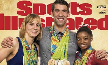Sports Illustrated's New Rio Olympics Cover Nails It