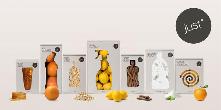 WWF just* - Packaging designed to eliminate packaging — The Dieline   Packaging & Branding Design & Innovation News