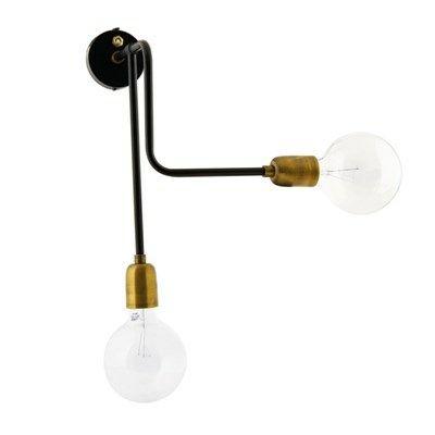 House Doctor Væglampe Molecular 18x30 cm 1.100 kr