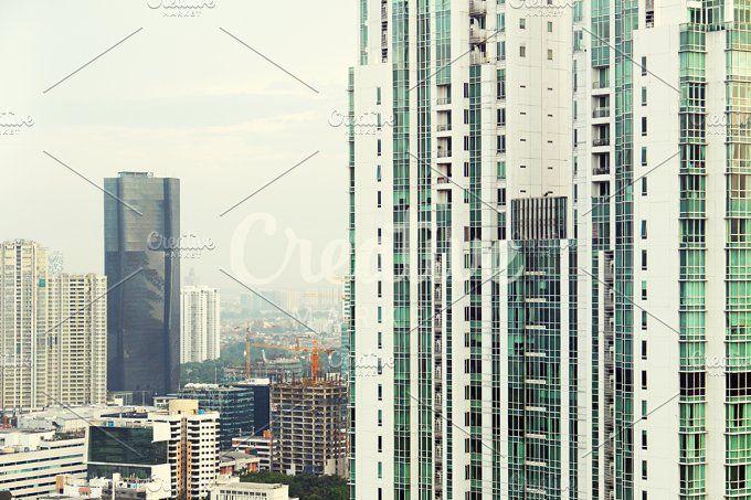 in the city by Trefilova Anna on @creativemarket