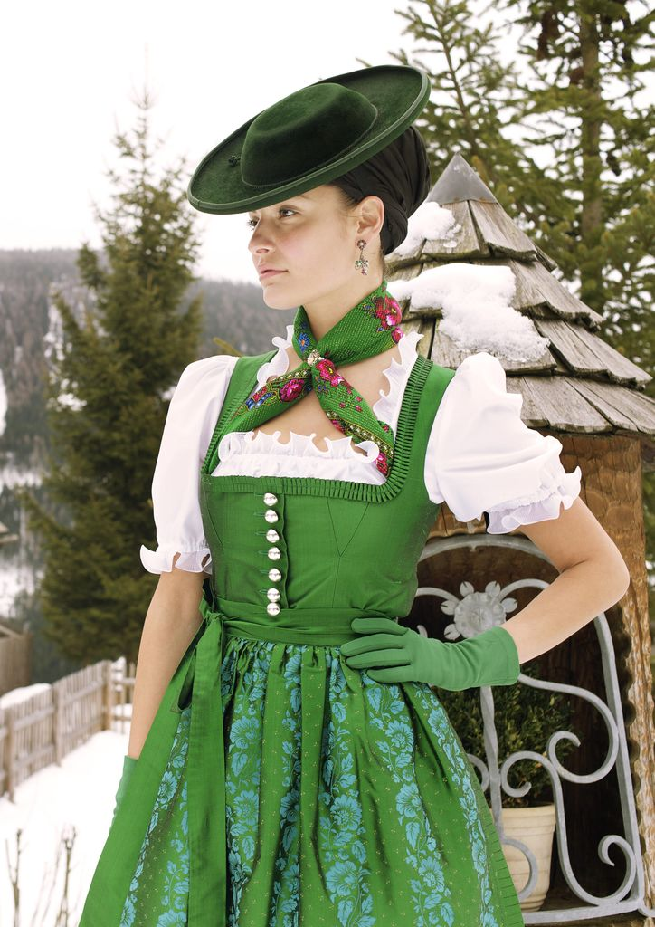 tamsweg women This material is shot in colour salzburg, austria several shots of the houses and churches in the austrian alps ms woman in austrian national dress holdi.
