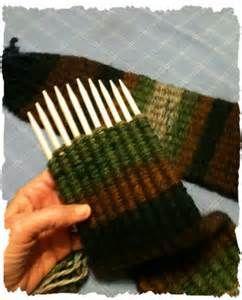 Stick Weaving - I'm really having