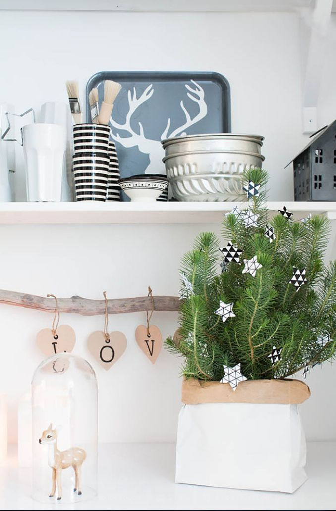 nordic christmas decoration