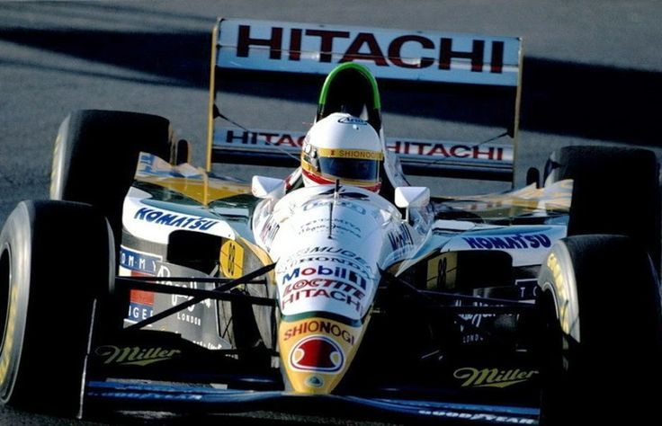 1994 Estoril Lotus 109 Phillipe Adams