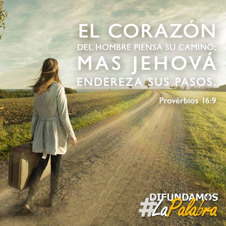 Proverbios 16:9