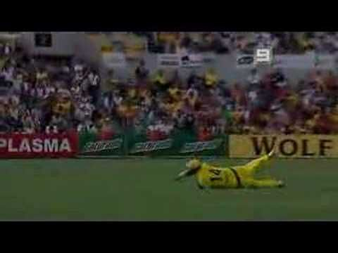 Best catch by ricky ponting...