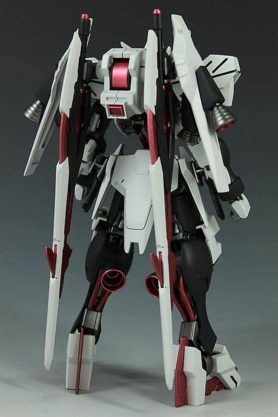 HG 1/144 Gundam Vidar - Customized Build     Modeled by Hobby no Toriko