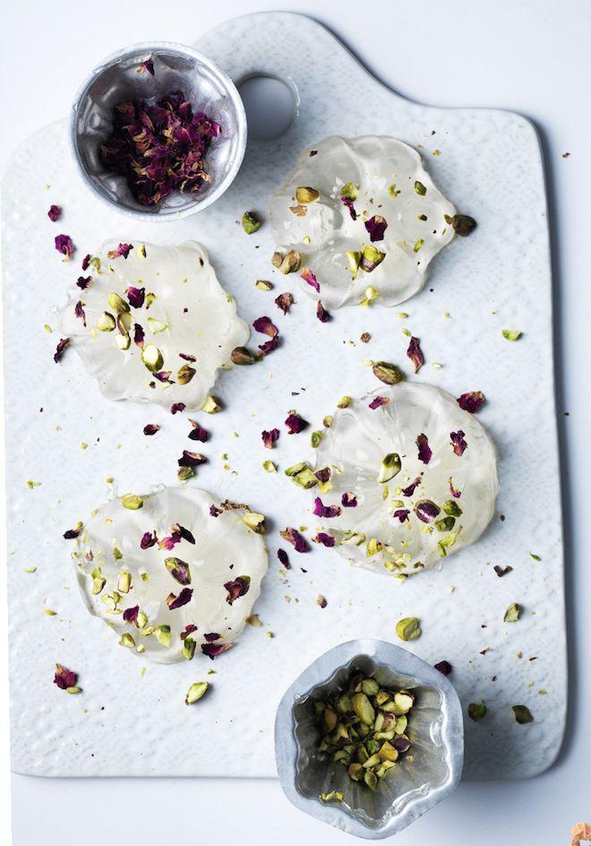 Asda Good Living | Elderflower, rose and prosecco jelly