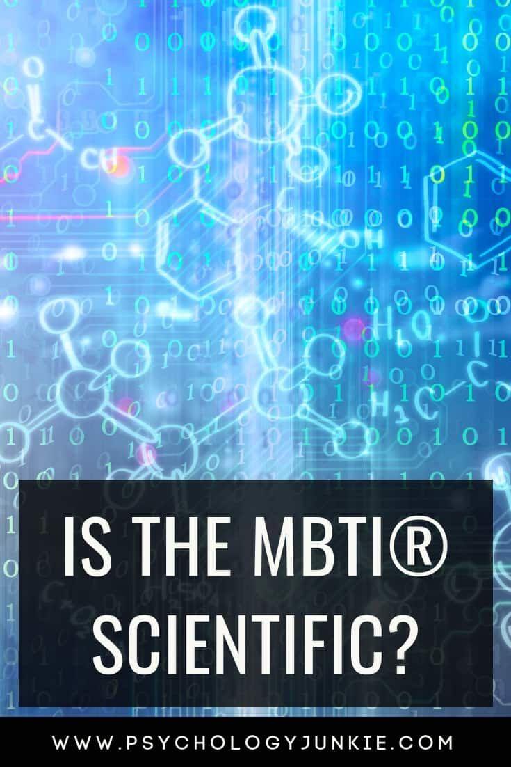 Is the MBTI® Scientific?   Psychology Junkie Blog Posts