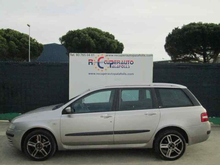 FIAT STILO MULTI WAGON (192) 1.9 JTD 115 Dynamic   (116 CV) |   01.03 - 12.03