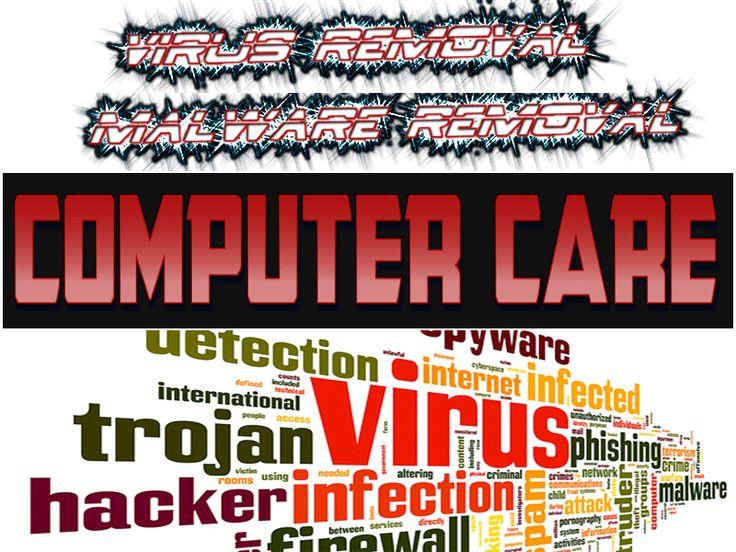 COMPUTER REPAIR - COMPUTER CARE