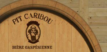 Microbrasserie Pit Caribou :: BIÈRE GASPÉSIENNE (Pub à Percé)