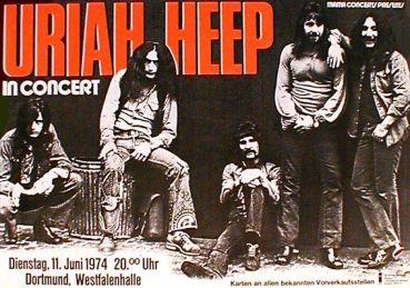 Poster Treasures - Uriah Heep