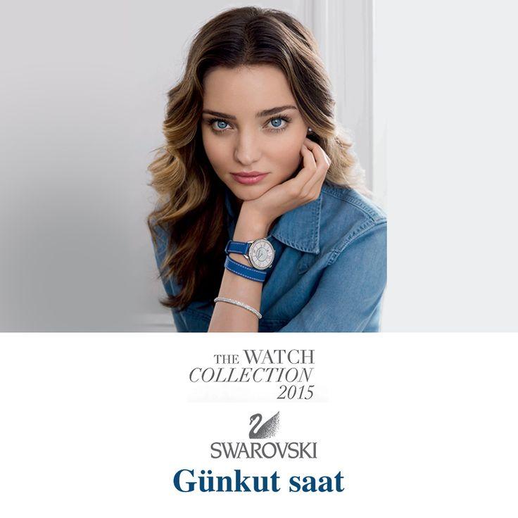Swarovski İlkbahar/Yaz 2015 koleksiyonu tüm ışıltısıyla online satış mağazamızda!  http://bit.ly/swarovski-the-watch-collection