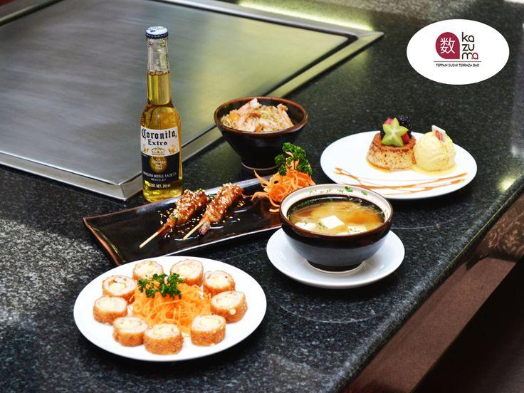 La mejor comida japonesa en polanco en restaurante kazuma contamos con una variedad de - Restaurante julio verne ...