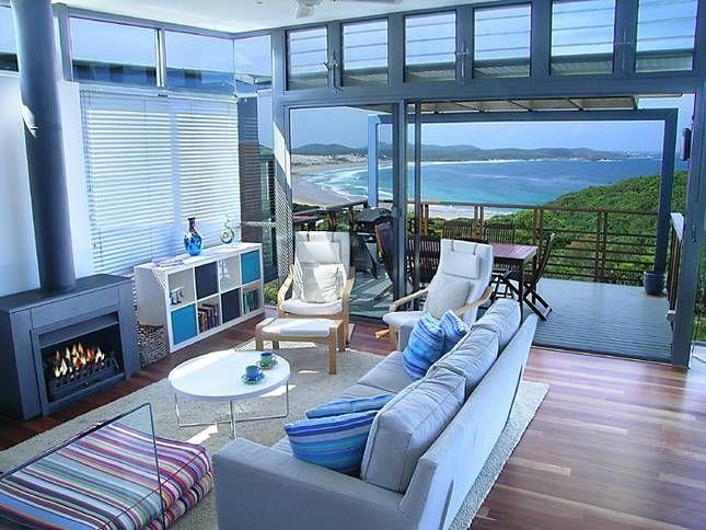 Beach house number 7 boathouse (2 hrs north of sydney) sleeps 2 - 8 - family reunion