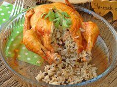 İç Pilavlı Tavuk Dolması nasıl yapılır? Kolayca yapacağınız İç Pilavlı Tavuk…