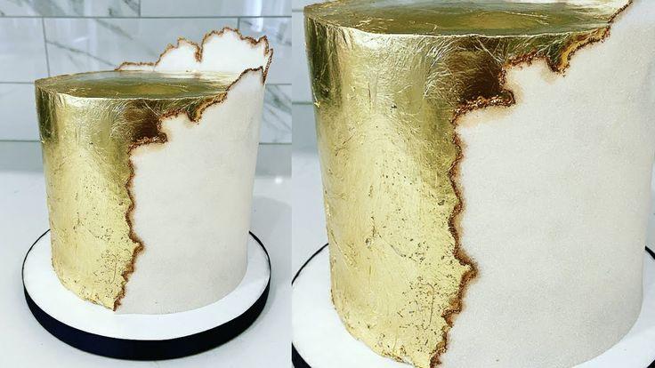 Cake decorating tutorials sugar sheet technique