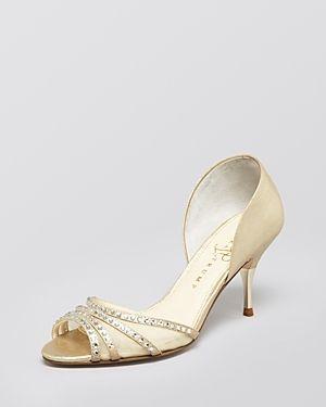 Ivanka Trump Evening Pumps - Nola High Heel on shopstyle.co.uk