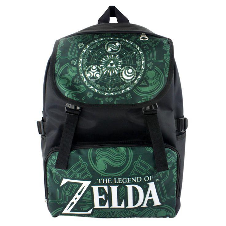 2016 new school backpack legend of zelda game backpack  ACG Gift backpack AB199 #Affiliate