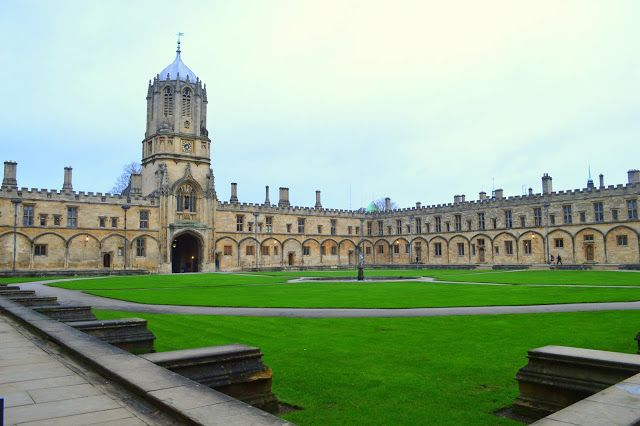 inspiracionistas: City break #1 - Oxford
