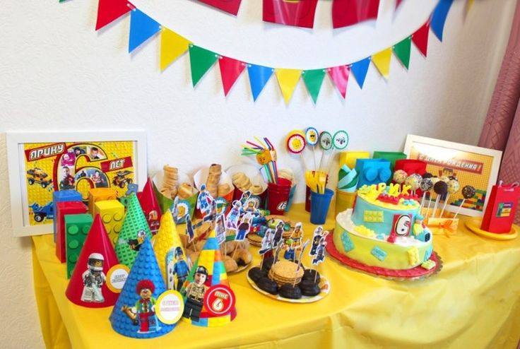 день рождения в стиле лего чима - Поиск в Google