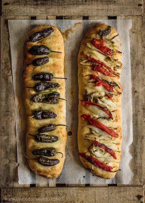 Receta auténtica de coca valenciana, pan plano con coberturas variadas, con fórmula del panadero valenciano Jesús Machí. Elaboración con fotos paso a paso