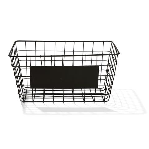 Wire Basket with Blackboard | Kmart