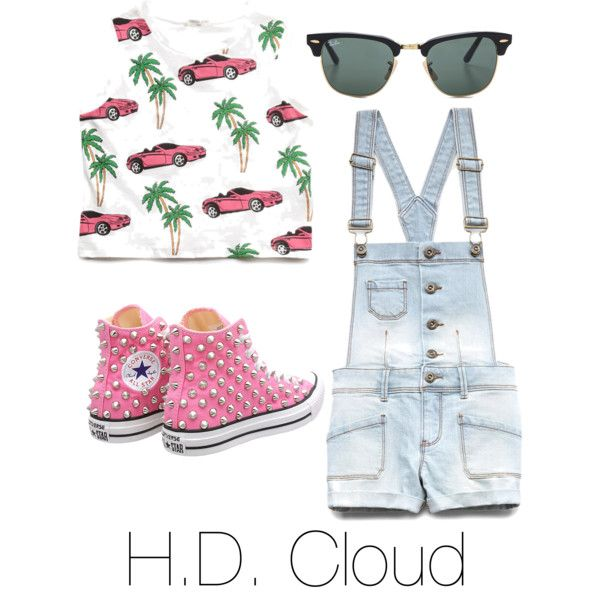 Tween fashion California dreaming