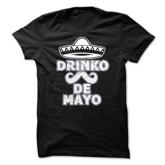 DE MAYO T Shirts, Hoodies. Get it now ==► https://www.sunfrog.com/Funny/DE-MAYO-38385149-Guys.html?57074 $25