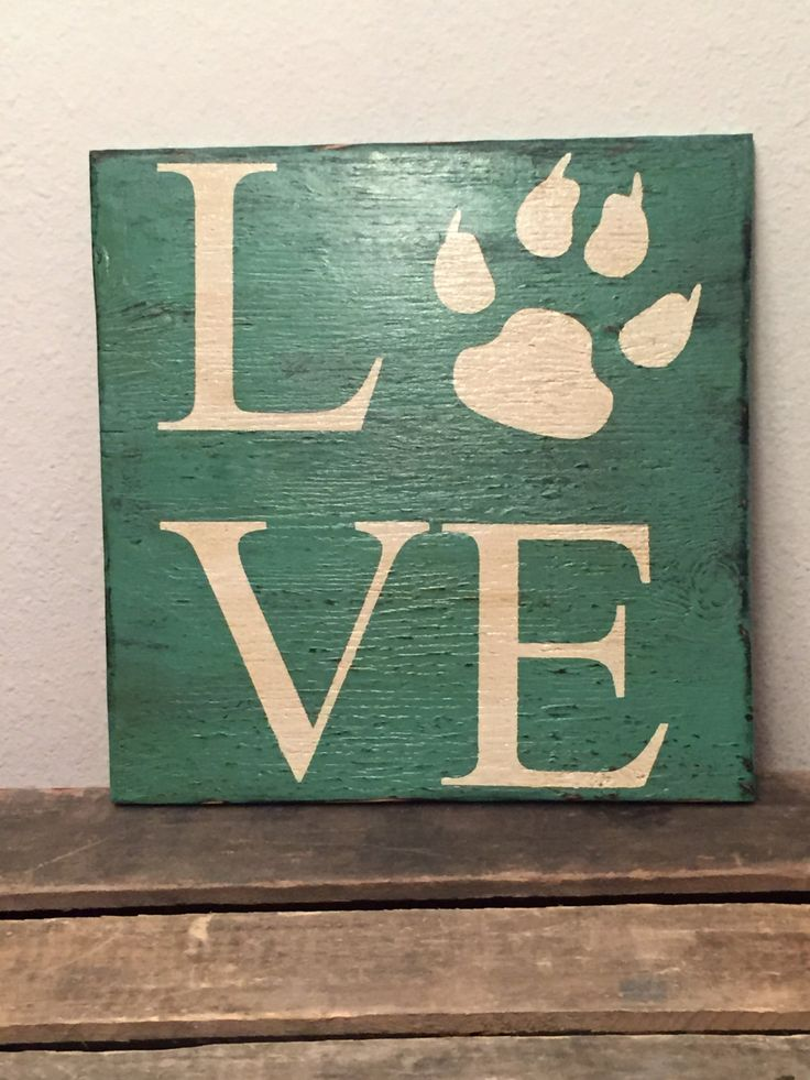 Wooden Signs For Home Decor Magnificent 8 Best Furever Friends Images On Pinterest  Dog Signs Dog Lovers Design Ideas