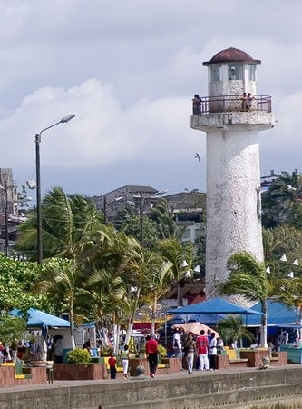 Faro de Buenaventura Colombia  Creative Commons photo by Shaun McRae