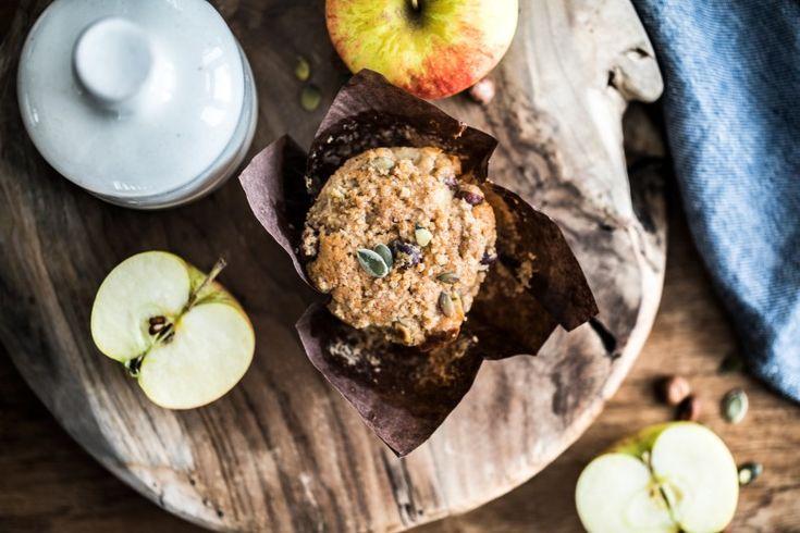 Jablečné muffiny