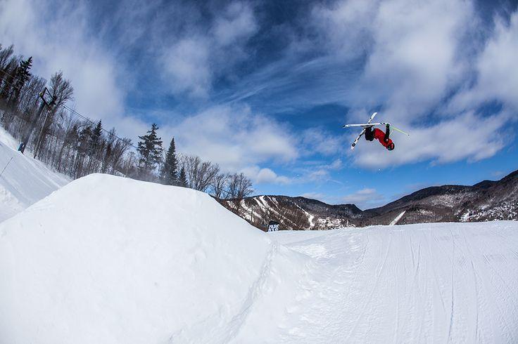 Stoneham #SommetsStLaurent http://www.sommetsdusaint-laurent.com Summits Ski // Ski Québec