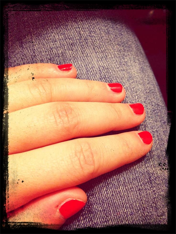 #Essie #Rouge