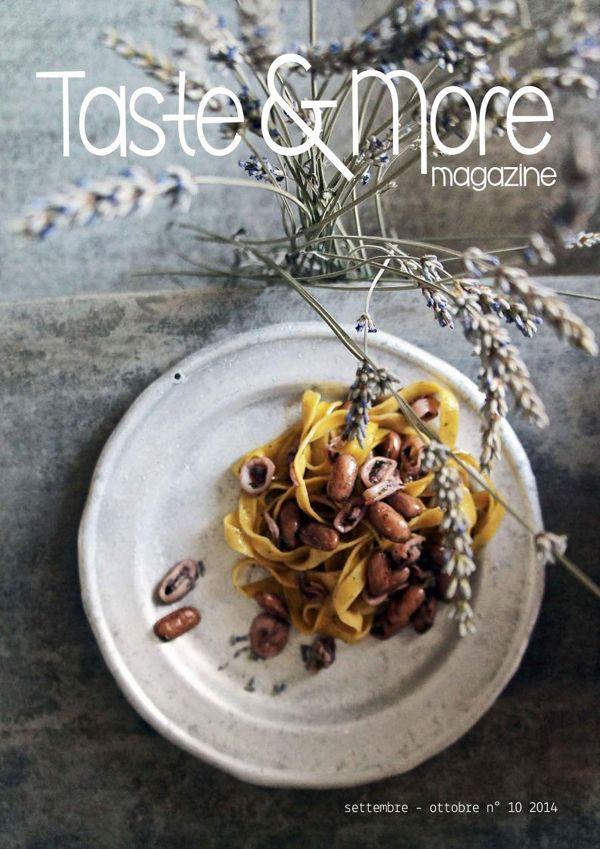 La Cucina dello Stivale: Pranzo in ufficio e nuovo numero di Taste&More